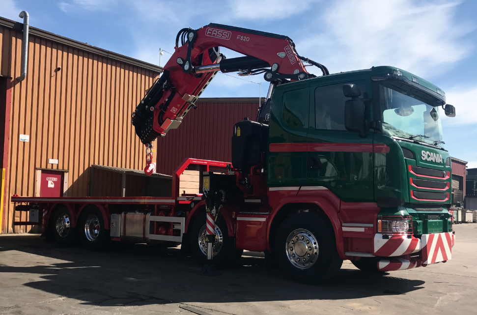 FASSI AGAIN FOR R.S. FRENCH