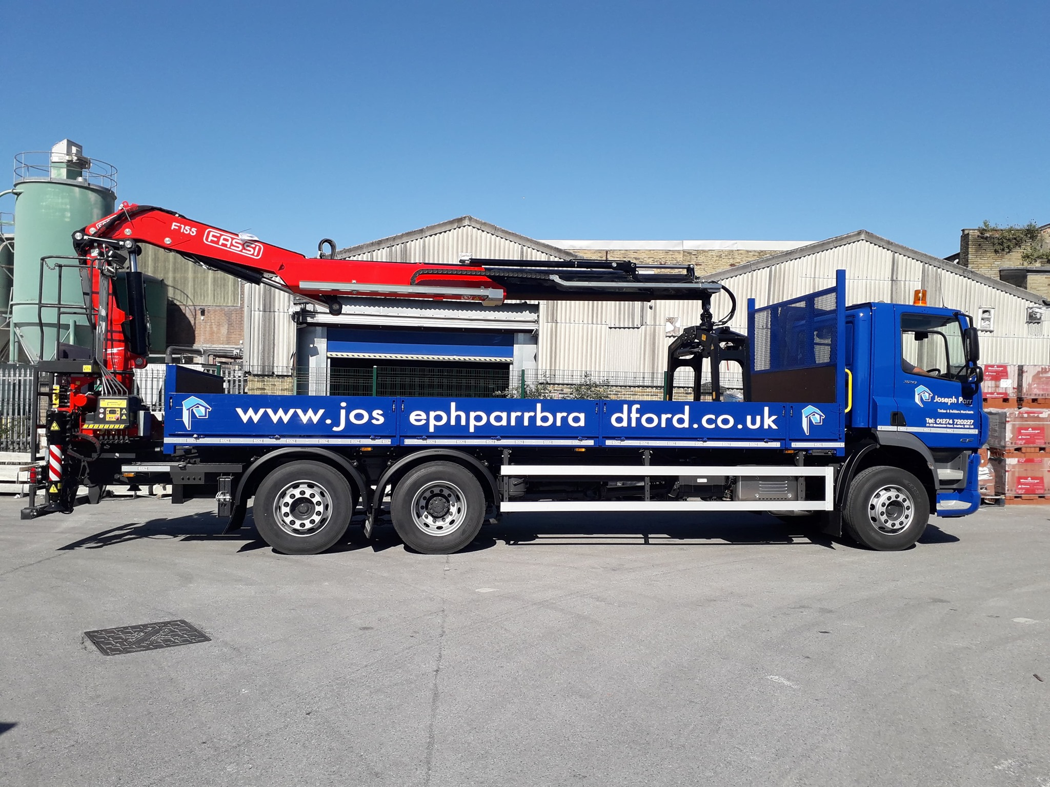 FIRST FASSI FOR JOSEPH PARR BUILDERS MERCHANT