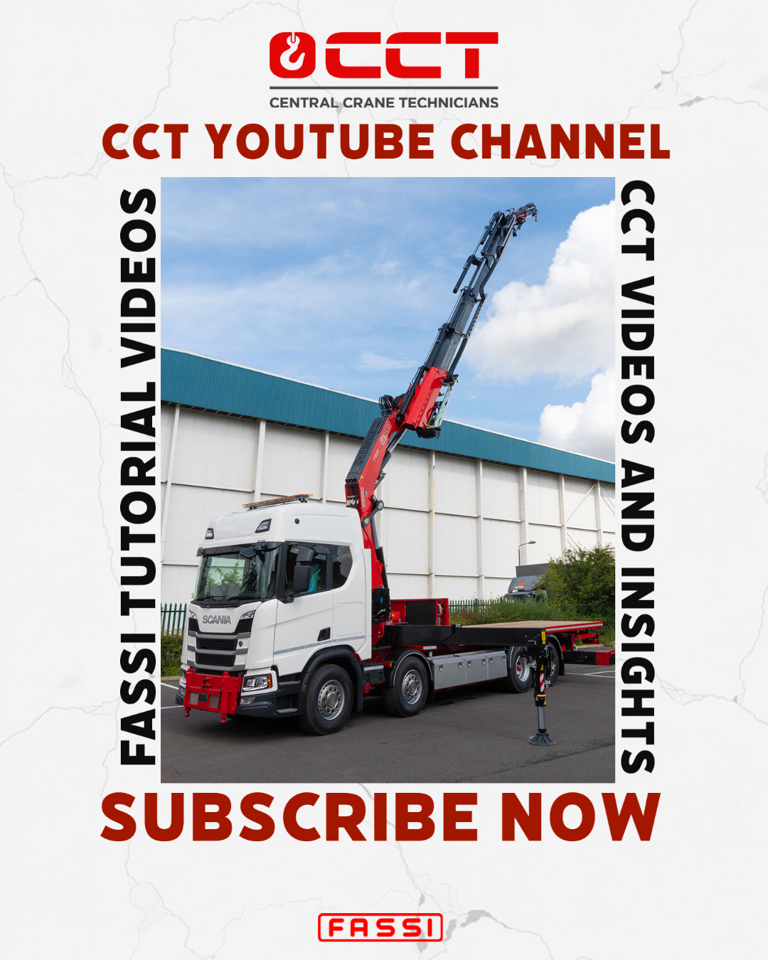 CCT launch brand new YouTube Channel