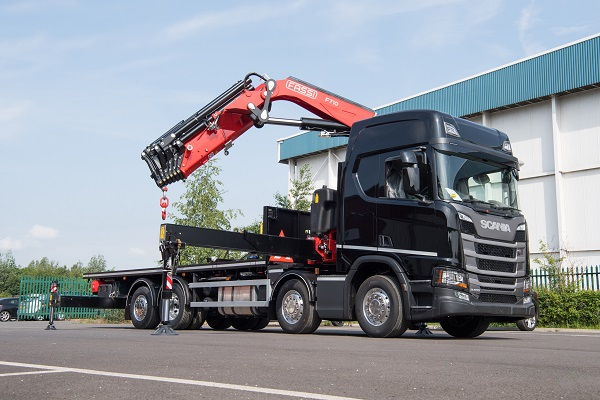 FASSI FOR J.W MORLEY TRANSPORT