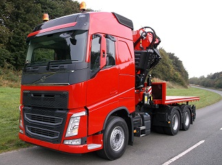 Denby Transport choose Fassi again