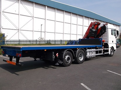 F485A for Weston Transport